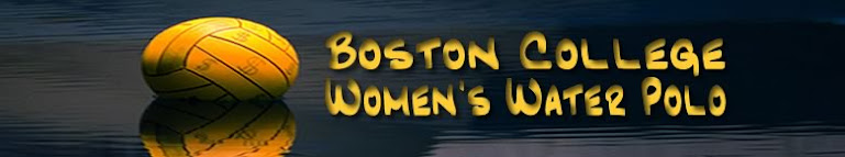 Boston College Women&#39;s Water Polo