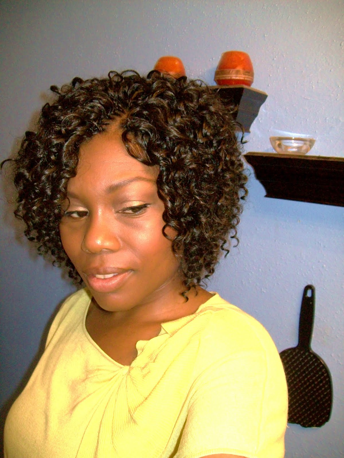 Crochet Braids Care : ... Style is Appropriate? (girl, stylist) - Hair Care - City-Data Forum