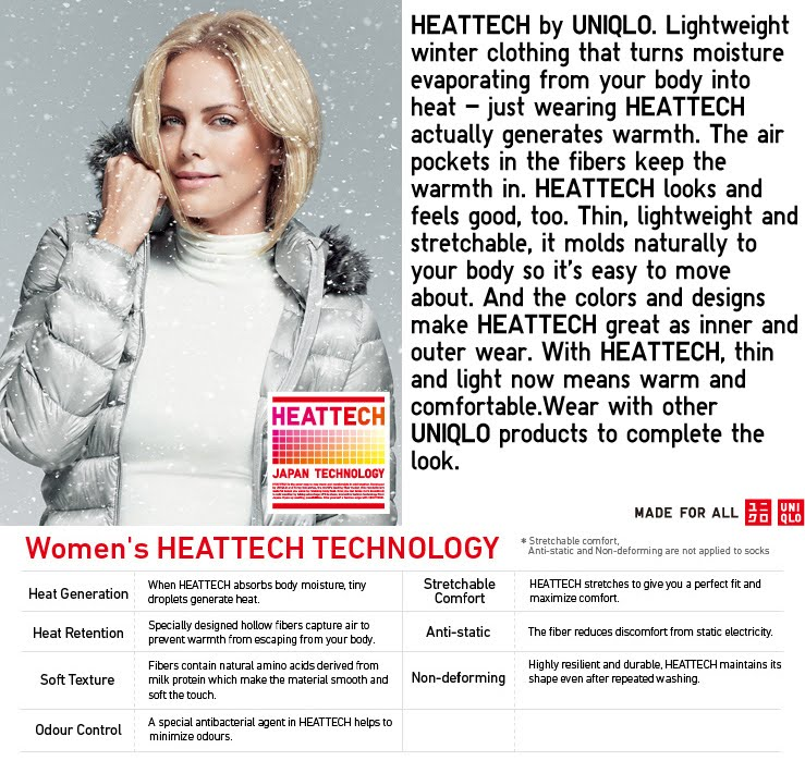 Uniqlo Heattech Leggings Uniqlo Heattech