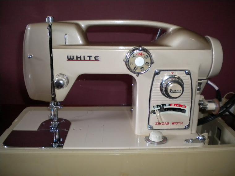 1964 White Model 764