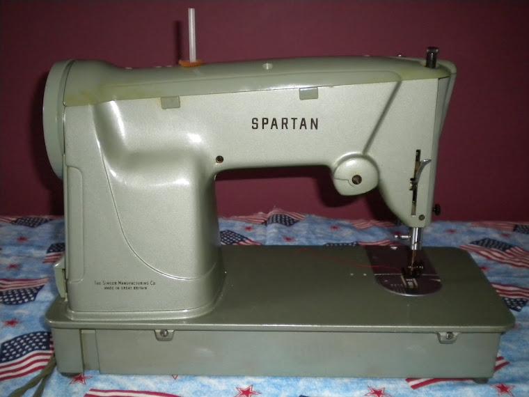 1962 Singer Spartan 327K