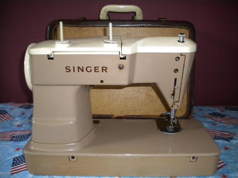 1956 Singer 401A