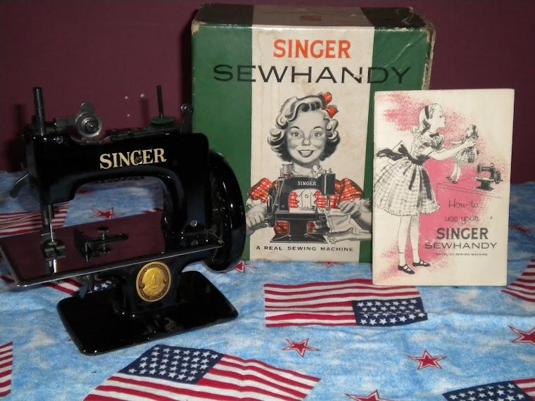 1953 Singer Sewhandy Model 20