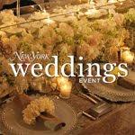 New York magazine weddings event ad