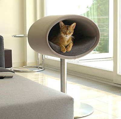 modern Cat Bed Rondo