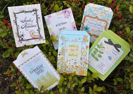 check out these adorable free seed packet templates from weeds