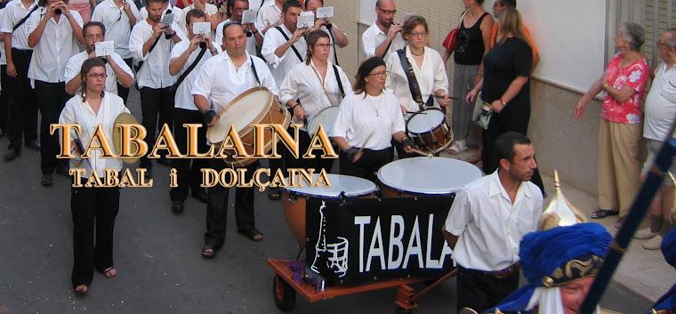 Tabalaina  -  Tabal  i  Dolçaina