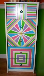 Skinny Dresser