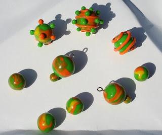 Martian Beads