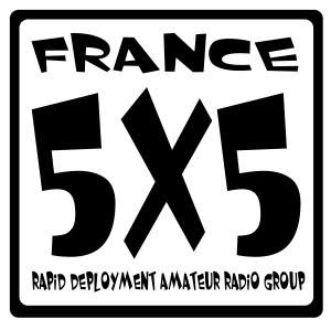 Radar France (5x5)