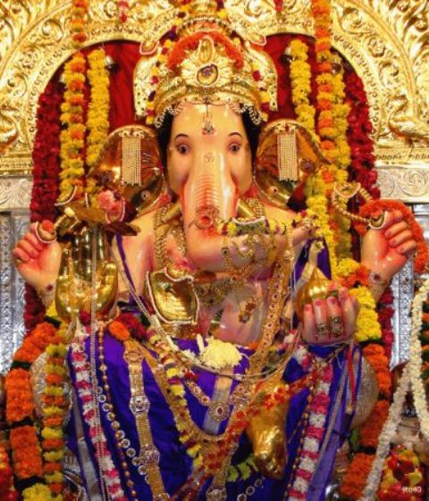 World Hot and Best Wallpapers: Shree Ganesh Photos Shree ... | 480 x 561 jpeg 80kB
