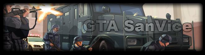 GTA SanVice | Modificações para GTA IV, San Andreas e Vice City você encontra aqui!