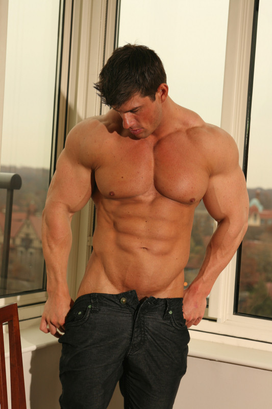 the awesome slab of muscle known as zeb atlas that is one solid and ...