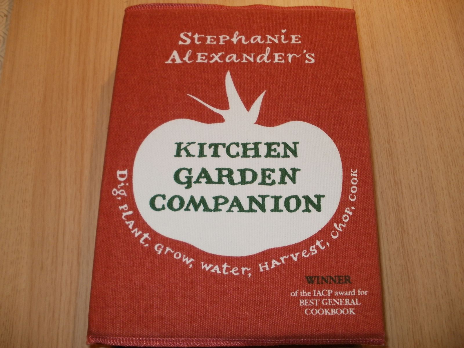 Kitchen Garden Companion Marks Veg Plot Book Review Kitchen Garden Companion
