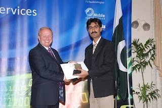 2nd prize for Mansoor