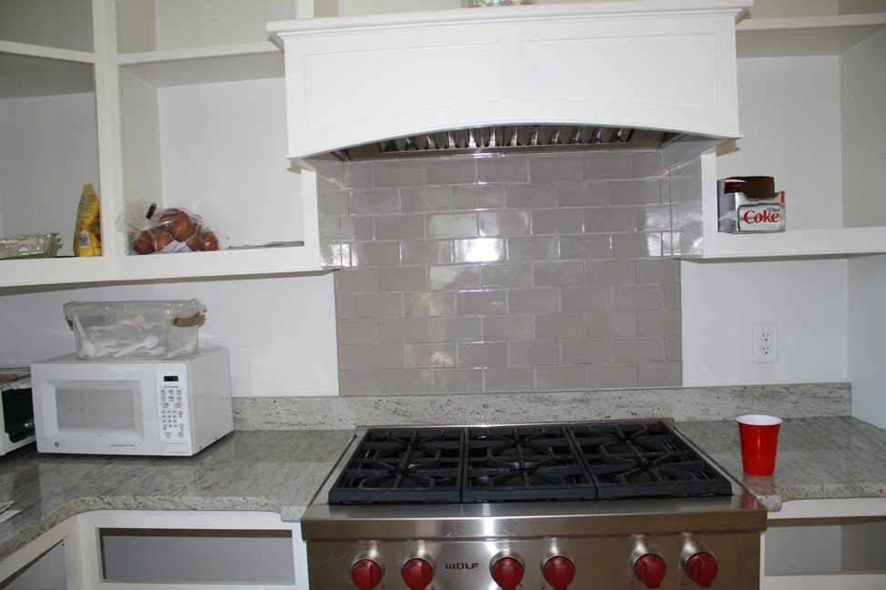Ben grout pictures news information from the web for Tile backsplash without grout