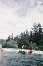 Kayak Crazed