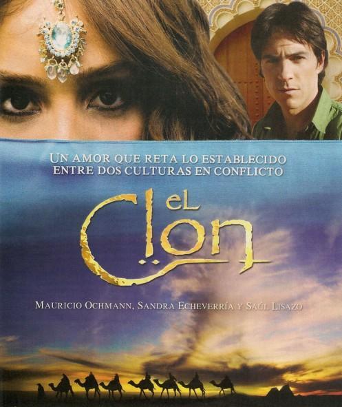 "... Telemundo ""El Clon"" , nueva versión de la telenovela brasileña"