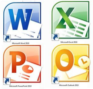 Microsoft Office 2010 Icons