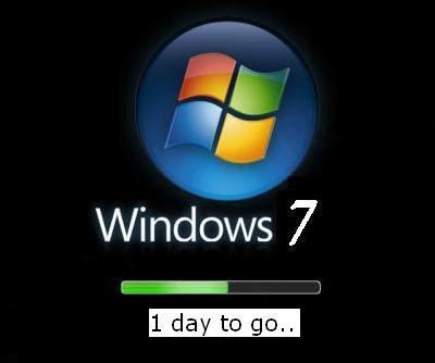 Windows 7 release