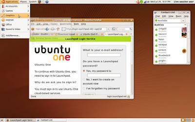 Linux Ubuntu 9.10