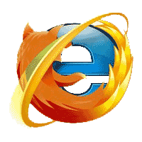 Running Internet Explorer in Firefox