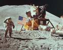 Neil Armstrong, land on the moon, apollo
