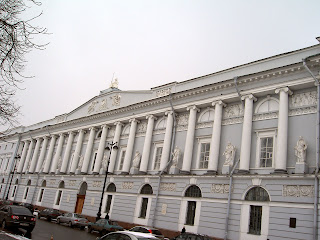 Biblioteca Nacional de Rusia