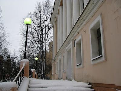 san petersburgo invierno nieve