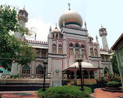 masjid soltan singapura