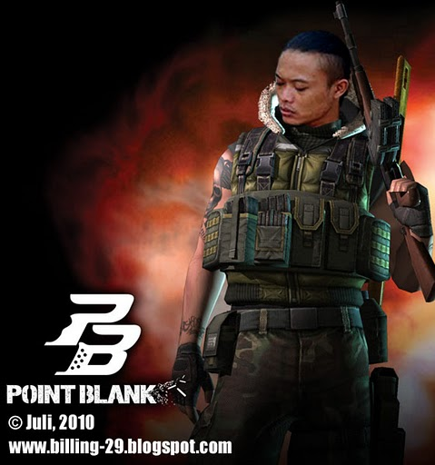 point blank indonesia. pangkat point blank indonesia.
