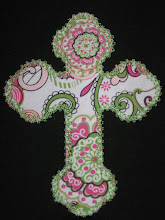 Celtic cross ~ Embroidery Boutique