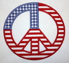 AC Patriotic Peace Sign