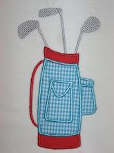 Golf Bag #1
