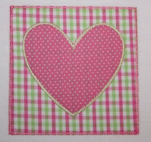 AC Heart Patch