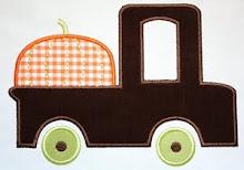 AC Pumpkin Truck