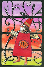 Bandanna- label  card front