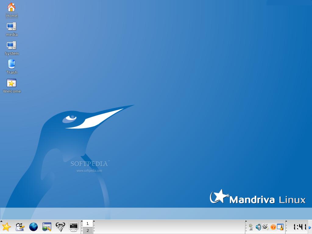 mandriva linux icon
