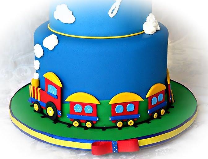 Cake Images Train : Stacey s Sweet Shop - Truly Custom Cakery, LLC: A Choo ...
