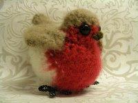 Free robin crochet pattern