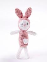 Free amigurumi crochet bunny pattern