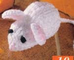 Free mouse amigurumi pattern