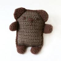 Free amigurumi bear crochet pattern