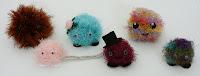 Free fuzzballs amigurumi crochet pattern