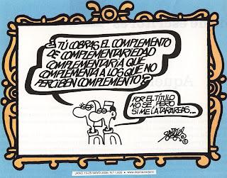 Viñeta de Forges publicada en la revista Jano, en mayo de 2006