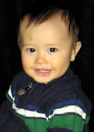 Jaxon at 12 months
