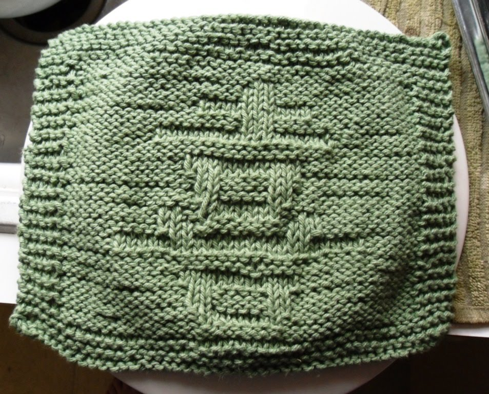 The Knitting Wounded: Dishcloth Mania