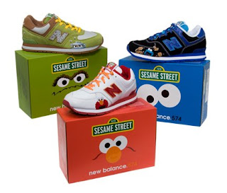 new balance sesame street collection