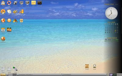 Puppy Linux 4.2.1