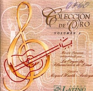 Orquesta Filarmnica de Lima -  Coleccin de Oro (Vol 1)